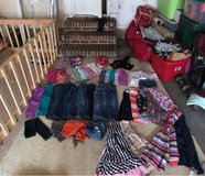 SIZE 5 GIRLS COMPLETE WARDROBE LOT in Camp Lejeune, North Carolina