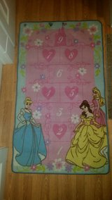 Disney Princess rug in Orland Park, Illinois