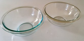Pyrex glass 1.5Qt mixing bowls #323 in Fort Leonard Wood, Missouri