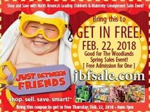 Huge Children's Consignment Sale JBF The Woodlands in Spring, Texas