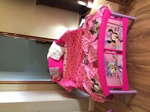 Minnie Mouse toddler bed in Fort Leonard Wood, Missouri