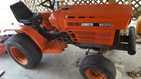 Tractor Kubota B6200 4WD 15hp in Fort Polk, Louisiana