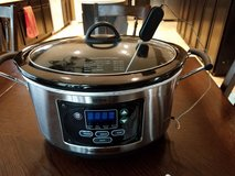 Hamilton beach slow cooker 6 qt in Houston, Texas