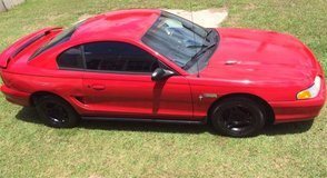1998 Ford Mustang in Beaufort, South Carolina