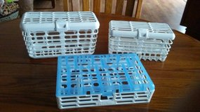 Dishwaher Baskets- set of 3 in Orland Park, Illinois