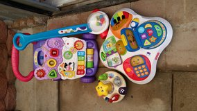 Toddler toy lot in Camp Pendleton, California
