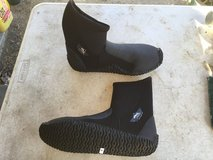 Neoprene flex boots, new in 29 Palms, California