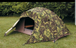 Diamond Brand 2 man tent in Camp Pendleton, California