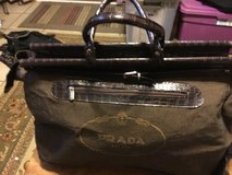 Carpet Bag on Wheel Prada in Fort Campbell, Kentucky