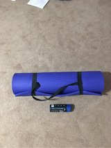 unused yoga mat and instant cooling towel in Fort Leonard Wood, Missouri