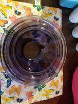 3 pie set purple Pyrex mixing bowls in Fort Leonard Wood, Missouri