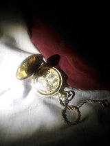 Antique pocket watch in Yucca Valley, California
