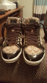 Coach size 10 women over the ankle shoes. in Cadiz, Kentucky