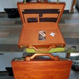 Wooden Attache Case in The Woodlands, Texas