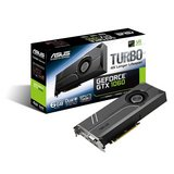 ASUS Geforce GTX 1060 6GB Turbo Edition VR Ready Dual HDMI 2.0 DP 1.4 Auto-Extreme Graphics Card... in Providence, Rhode Island