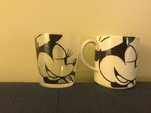 Mickey Mouse cup & glass by Franc Franc in Okinawa, Japan