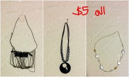 3 necklaces $5 in Okinawa, Japan