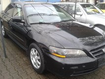 US SPEC 2002 HONDA SE ACCORD in Baumholder, GE