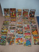 Marvel Comic books, posters and more. * 1ST Hundred, buys the whole lot. * in Plainfield, Illinois