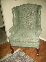 Wing back Chair in Fort Sam Houston, Texas