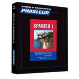 Pimsluer Learn Spanish levels 1 & 2 (NEW) CD's. in Nellis AFB, Nevada