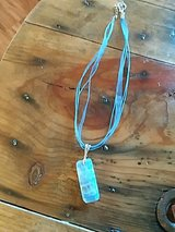 Beautiful lapis necklace in Yucca Valley, California