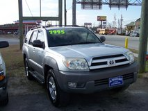 TOYOTA 4RUNNER SR5 AUTO 4.0 LITER ~REDUCED~ in Camp Lejeune, North Carolina