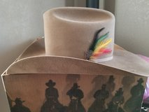 Stetson cowboy hat in 29 Palms, California