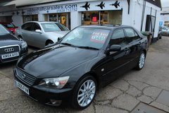 **Lexus IS 200 Black Edition!!** in Lakenheath, UK