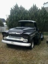1958 Chevy Apache 1/2 Ton Pickup Project Truck in Camp Lejeune, North Carolina