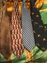 Ties good condition in Kingwood, Texas