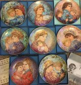 Edna Hibel Mother's Day Collection in Plainfield, Illinois