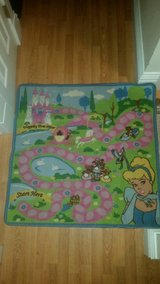 Disney Princess play rug in Orland Park, Illinois
