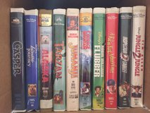20 Kids VHS Movies in Alamogordo, New Mexico