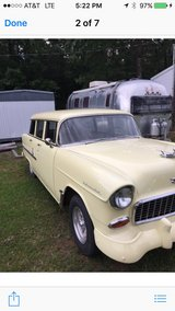 1955 Chevy Townsman in Fort Polk, Louisiana