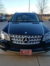 2009 Mercedes ML 350 in Glendale Heights, Illinois
