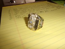 1992 Super Bowl XXVII Size 10 Men's Ring in Fort Riley, Kansas