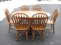 Table & 6 Chairs in New Lenox, Illinois