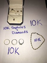 10K GOLD JEWELRY in Chicago, Illinois