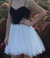 White Prom dress or Homecoming in St. Charles, Illinois