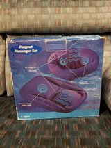 Back and neck massager in Yorkville, Illinois