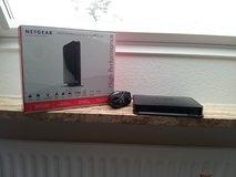 Netgear N600 Wireless Dual Band Gigabit Router Dual voltage 110V/220V in Ansbach, Germany