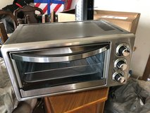 Microwave and toaster oven . Get them at a steal in Camp Lejeune, North Carolina