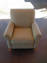 Upholstered rocking chair in Las Cruces, New Mexico