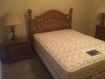 Full size bedroom suite in Fort Polk, Louisiana