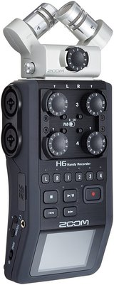 Zoom H6 Six-Track Portable Recorder in Fairfield, California