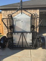 Kendon Dual Ride-Up SRL Folding Motorcycle Trailer in Alamogordo, New Mexico