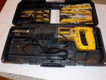 DEWALT Electric Reciprocating Saw with Case in Fort Campbell, Kentucky