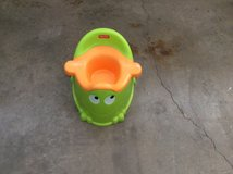 TWO PIECE FROG POTTY CHAIR in Alamogordo, New Mexico