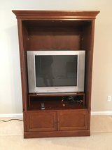 Sony Trinitron TV and Entertainment Center in Fort Rucker, Alabama